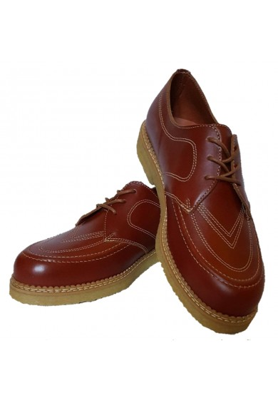 Boomerang Brown Leather